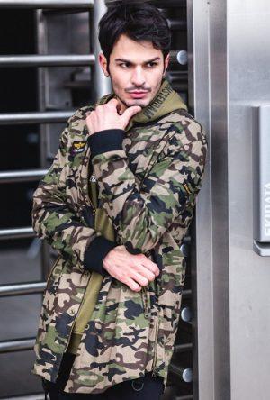 modne kurtki męskie